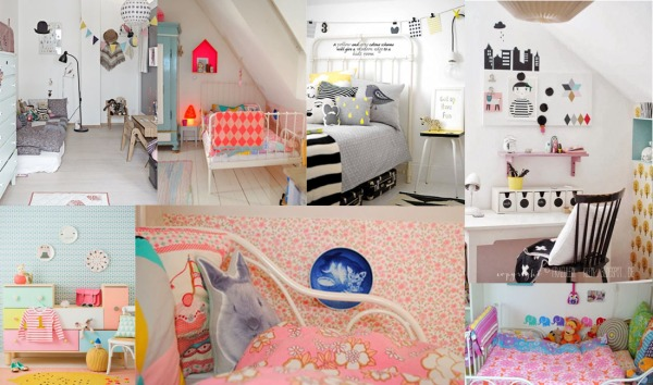 Id es d co chambres cess de citron for Pinterest decoration chambre