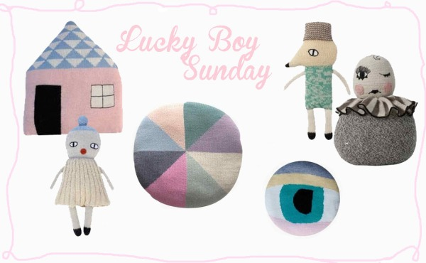 lucky boy sunday 1